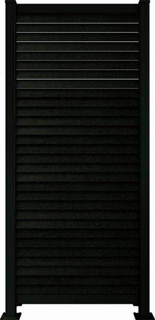 ↑ルシアス ハイパーティションB05型通風ガラリルーバー 08用T190_商品単体外観_XGB70550