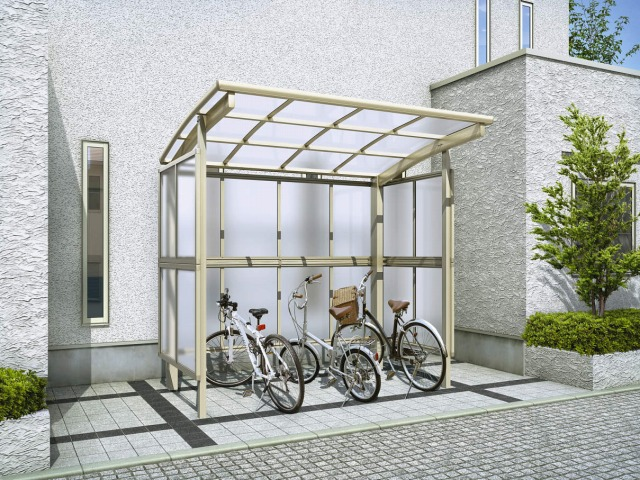 ↑レイナパークグラン 基本セット2921H 屋根ふき材ポリカ (トーメイマット H2__XCSS0349