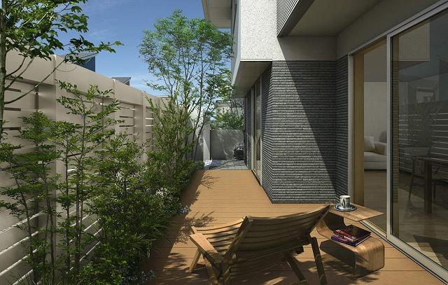 ↑リウッドデッキ 200 FD 【戸建住宅・1階専用商品】 :XGSS0258