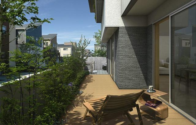 ↑リウッドデッキ 200 FD 【戸建住宅・1階専用商品】 :XGSS0226