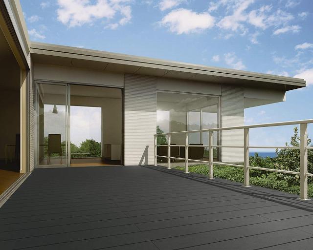 ↑リウッドデッキ 200 FE 【戸建住宅・1階専用商品】 :XGSS0229