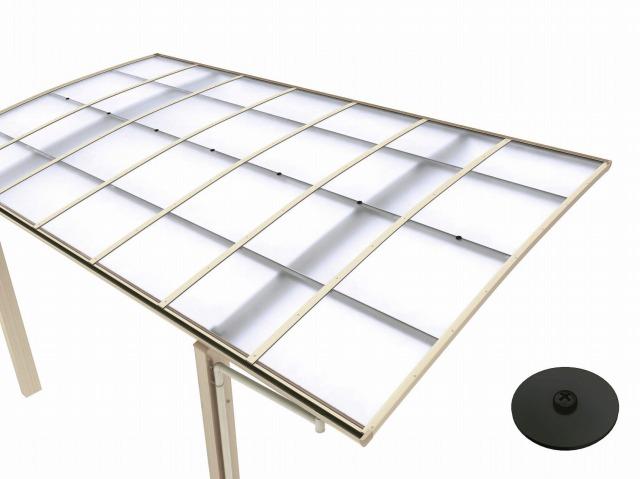 ↑レイナポートグラン 屋根ふき材補強部品 (標準装備 H2_部分_XCXX0587