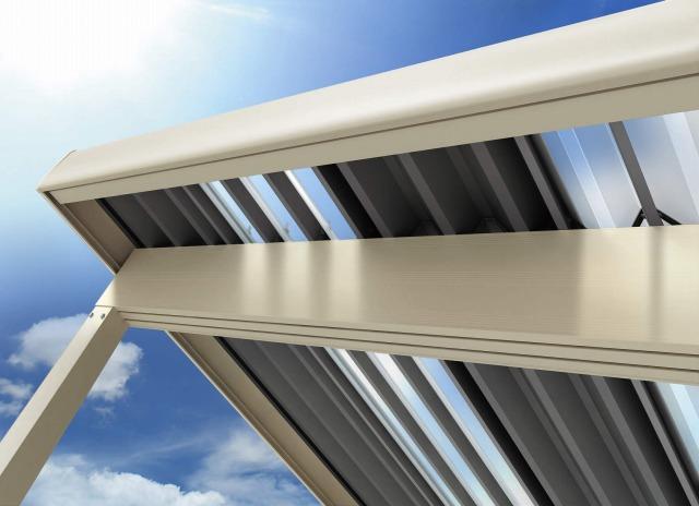 ↑ジーポートneo 明かり取り屋根ふき材W600タイプ H2_部分_XCH20969A