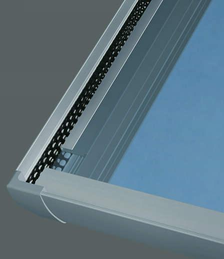 ↑スタンダードカーポートグランシリーズ共通 枯葉よけネット 屋根ふき材ポリカ (アースブルー H2_H2プラチナステン_XCXX0354