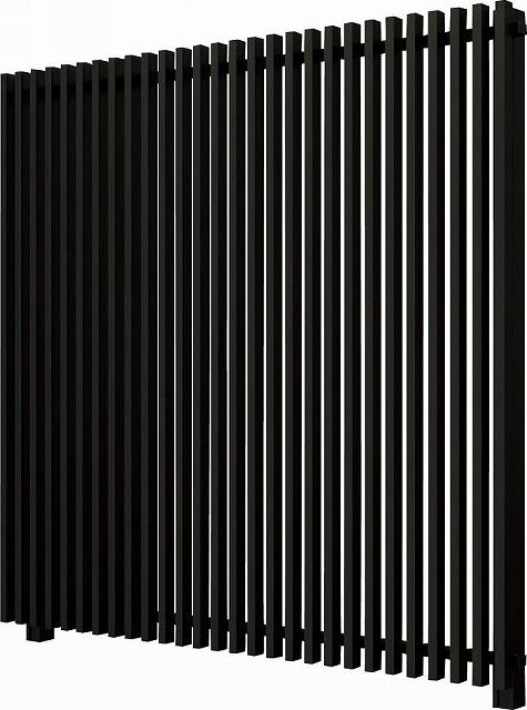 ↑ルシアス スクリーンフェンス S02型 たて格子 T200 B7__XFB70401