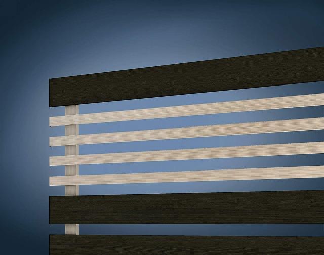 ↑ルシアス フェンス H04型 横板格子細横格子〈道路側 H2 W6_部分_XFXX0657W6