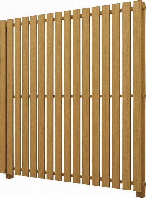 ↑ルシアス スクリーンフェンス S04型 たて板格子 T200 W7__XFW70405