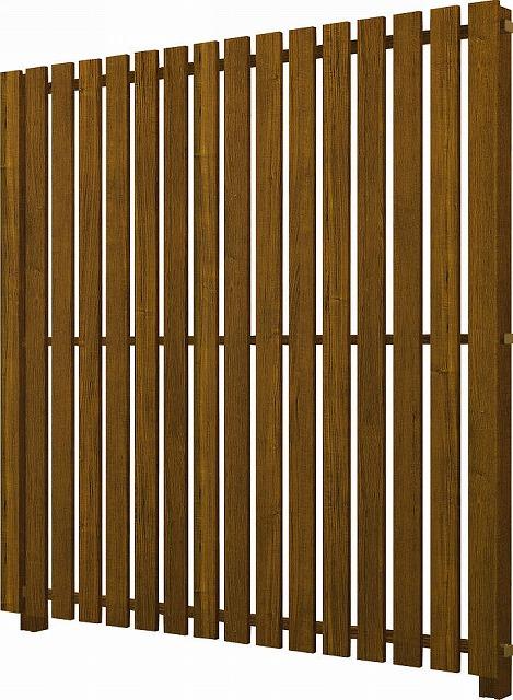 ↑ルシアス スクリーンフェンス S04型 たて板格子 T200 YF__XFYF0405