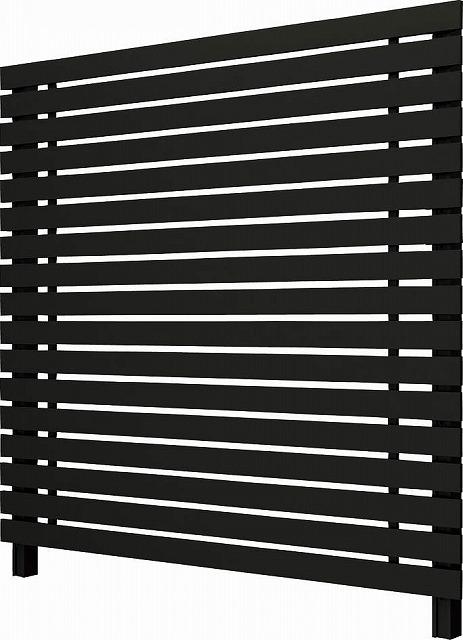 ↑ルシアス スクリーンフェンス S03型 横板格子 T200 B7__XFB70403