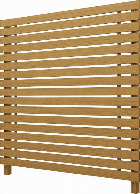 ↑ルシアス スクリーンフェンス S03型 横板格子 T200 W7__XFW70403