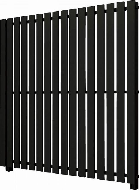 ↑ルシアス スクリーンフェンス S04型 たて板格子 T200 B7__XFB70405
