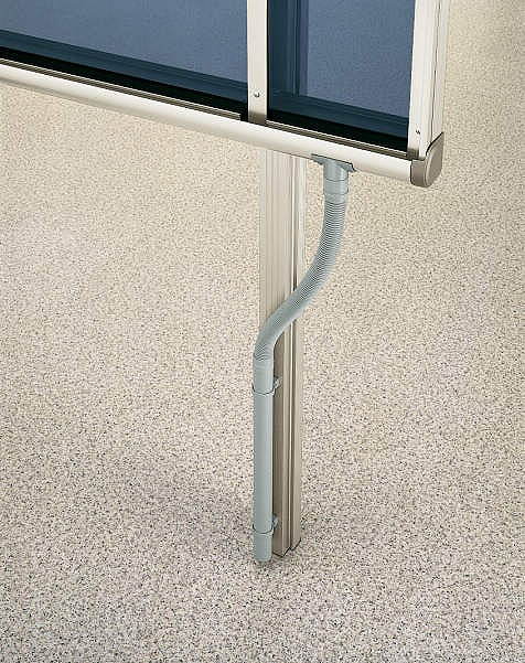 ↑サイクルキャップ 雨樋:外径42mm H2_部分_XCXX0270