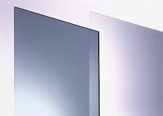 ↑サイクルキャップ 2種類の屋根ふき材パネル材_カラーサンプル_X16307