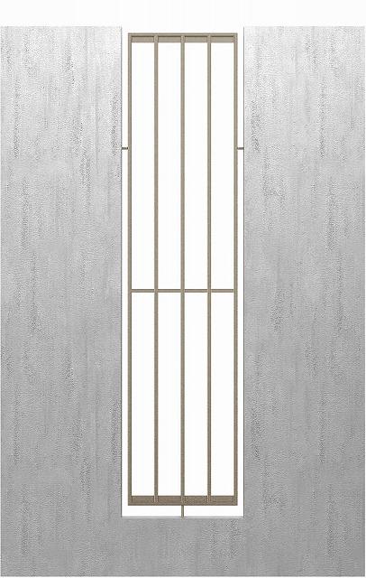↑シャローネ フェンス SF01型 フィックス T160_商品単体外観_XFH20488A
