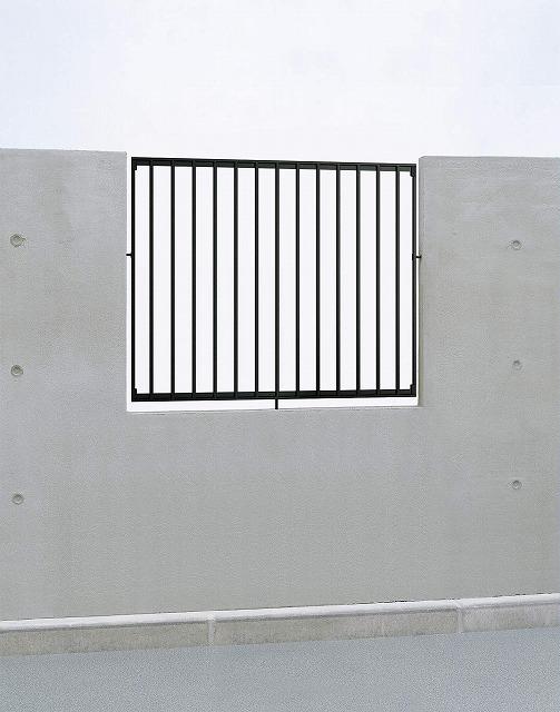 ↑シャローネ フェンス SF01型 フィックス T100_商品単体外観_XFB70487