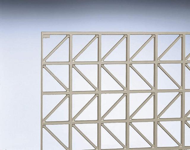 ↑シャローネ フェンス SS02型 デザインアップ H2_イメージ_XFXX0687H2