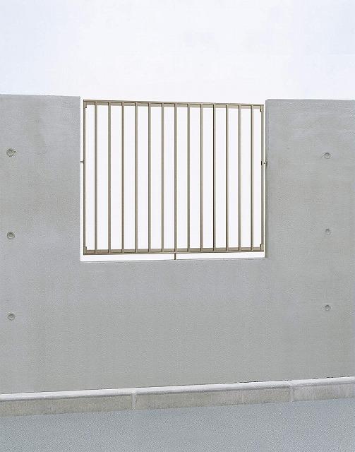↑シャローネ フェンス SF01型 フィックス T100_商品単体外観_XFH20487