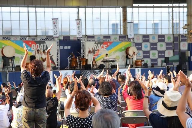和音祭は、どなたでも入場無料です